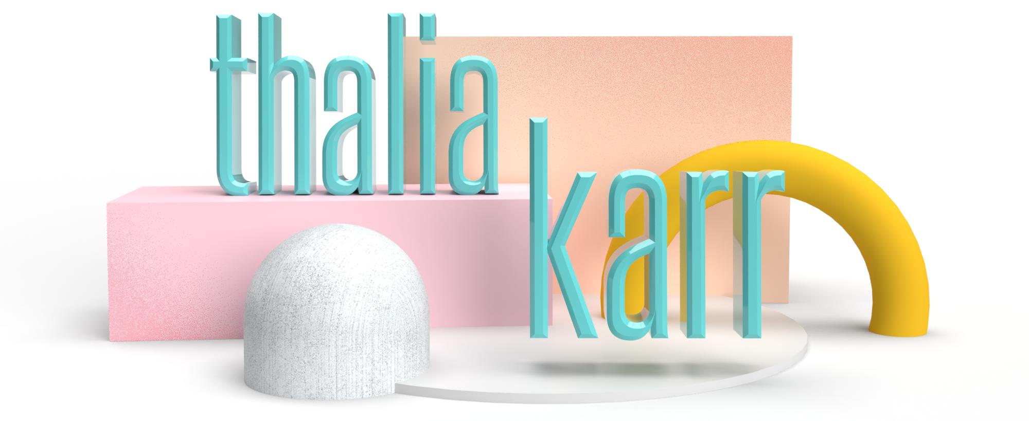 Thalia Karr